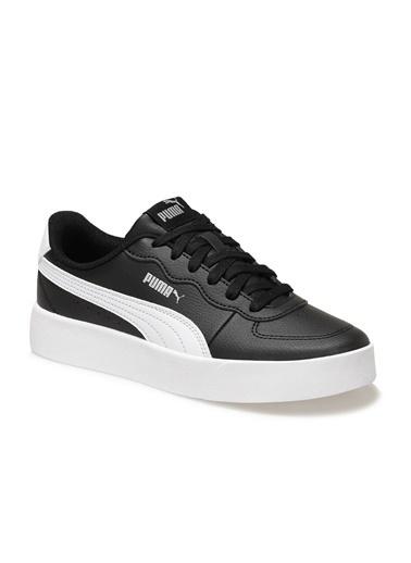 Puma Kadın Ayakkabı Skye Clean 38014701 Siyah